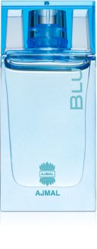 Ajmal Blu perfume (alcohol free) for Men