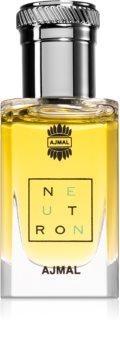 Ajmal Neutron huile parfumée (sans alcool) pour homme