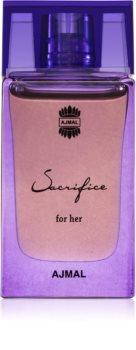 Ajmal Sacrifice for Her perfume (sem álcool) para mulheres