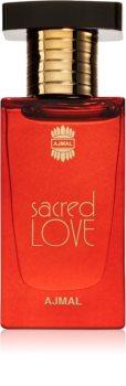 Ajmal Sacred Love parfum brez alkohola za ženske