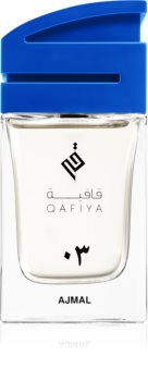 Ajmal Qafiya 3 eau de parfum mixte