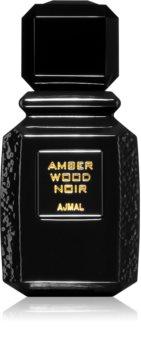 Ajmal Amber Wood Noir Eau de Parfum mixte
