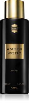 Ajmal Amber Wood perfume para el pelo unisex