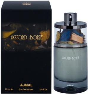 Ajmal Accord Boise eau de parfum pour homme