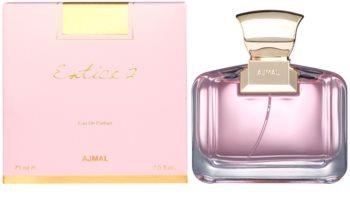 Ajmal Entice Pour Femme 2 eau de parfum para mujer 75 ml