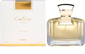 Ajmal Entice Pour Femme Eau de Parfum da donna