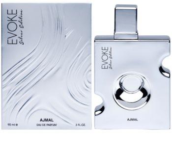 Ajmal Evoke Silver Edition eau de parfum para hombre 90 ml