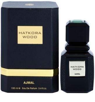 Ajmal Hatkora Wood eau de parfum mixte 100 ml