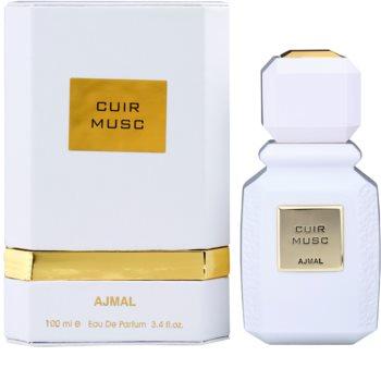 Ajmal Cuir Musc parfumovaná voda unisex