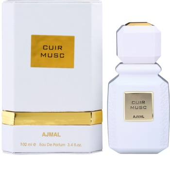 Ajmal Cuir Musc parfumska voda uniseks