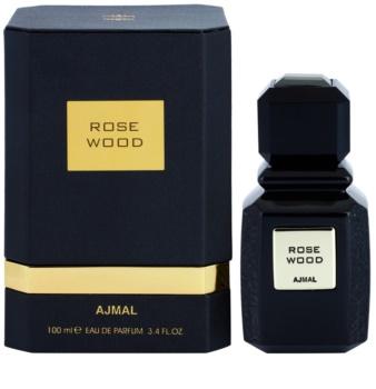 Ajmal Rose Wood woda perfumowana unisex