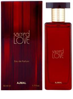 Ajmal Sacred Love eau de parfum da donna