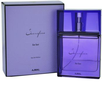 Ajmal Sacrifice for Her eau de parfum pour femme