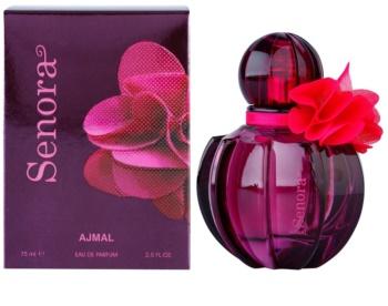 Ajmal Senora Eau de Parfum para mulheres