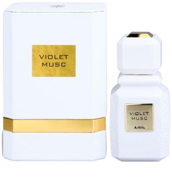 Ajmal Violet Musc eau de parfum mixte