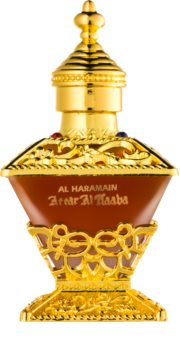 Al Haramain Attar Al Kaaba parfém bez rozprašovača unisex