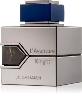 Al Haramain L'Aventure Knight eau de parfum pentru bărbați
