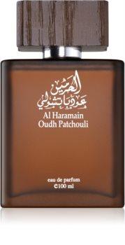 Al Haramain Oudh Patchouli eau de parfum mixte