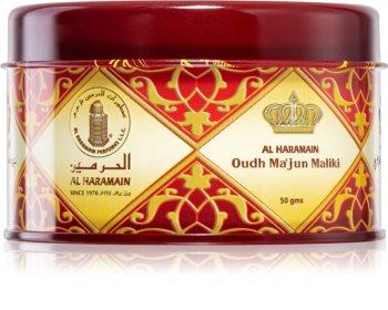 Al Haramain Oudh Ma'Jun Maliki incenso
