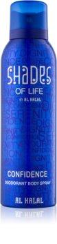 Al Haramain Shades of Life deodorant s rozprašovačem pro ženy
