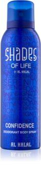 Al Haramain Shades of Life deodorant s rozprašovačom pre ženy