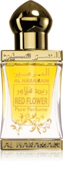 Al Haramain Red Flower parfémovaný olej unisex