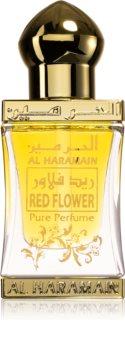 Al Haramain Red Flower perfumed oil Unisex