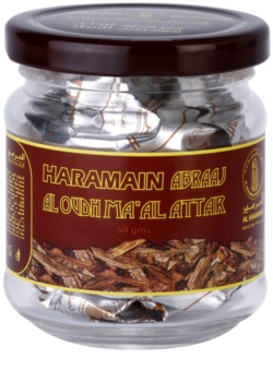 Al Haramain Abraaj Al Oudh Ma'Al Attak tamjan