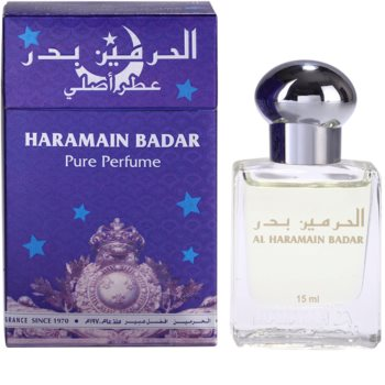 Al Haramain Badar aceite perfumado unisex (roll on)