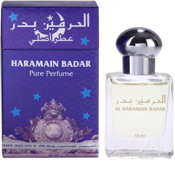 Al Haramain Badar парфумована олійка унісекс (roll on)