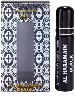 Al Haramain Black aceite perfumado unisex (roll on)