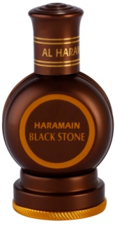 Al Haramain Black Stone perfumed oil for Men