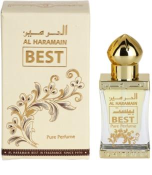 Al Haramain Best αρωματικό λάδι unisex