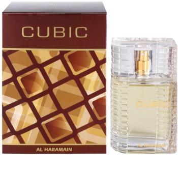 Al Haramain Cubic Eau de Parfum Unisex