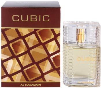 Al Haramain Cubic woda perfumowana unisex