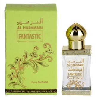 Al Haramain Fantastic parfümiertes öl Unisex