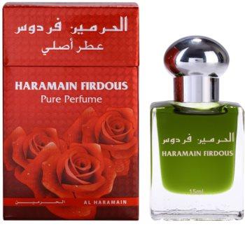 Al Haramain Firdous парфюмирано масло за мъже (roll on)
