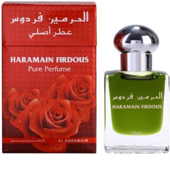 Al Haramain Firdous perfumed oil för män (roll on)