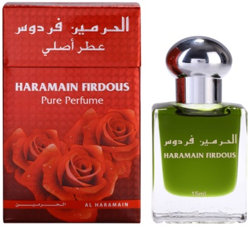 Al Haramain Firdous perfumed oil for Men (roll on)