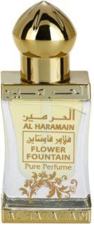 Al Haramain Flower Fountain Hajustettu Öljy Naisille