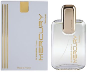 Al Haramain Mercury Classique eau de parfum unissexo