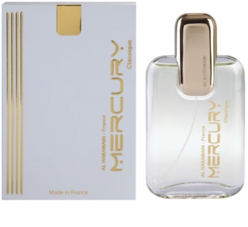 Al Haramain Mercury Classique parfumska voda uniseks