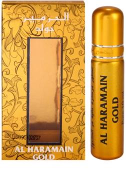Al Haramain Gold parfémovaný olej pre ženy