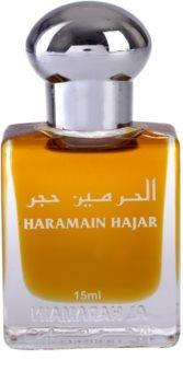 Al Haramain Haramain Hajar aceite perfumado unisex