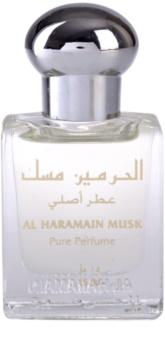 Al Haramain Musk huile parfumée pour femme
