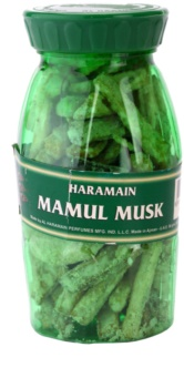 Al Haramain Haramain Mamul incienso Musk