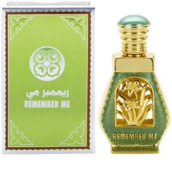 Al Haramain Remember Me parfüm unisex