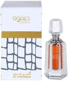 Al Haramain Haramain Safwa eau de parfum pentru femei 24 ml