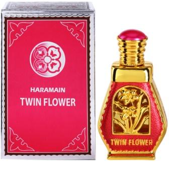 Al Haramain Twin Flower óleo perfumado para mulheres