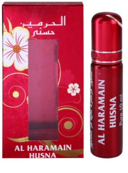 Al Haramain Husna парфумована олійка для жінок